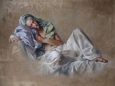 Nathalia Picoulet 法国女画家