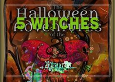 The Adventures of 5 Halloween Fairy Witches www.teeliesfairygarden.com this is a book to make a tradition every Halloween in your family-they have adorable fairy products for each fairy! #halloweenstories