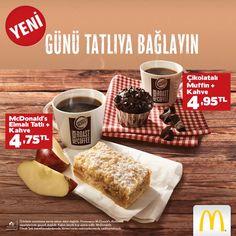 colazione turca Mcdonalds Breakfast, Western Style, Love Food, Roast, Muffin, Commercial, Ads, Asian, Bread