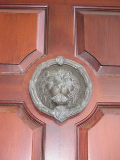 Door knocker, Charleston SC