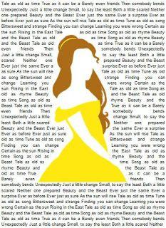 Beauty by a Geek: Disney Princess Printables