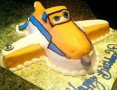 Planes cake by sweetness by tacy llc