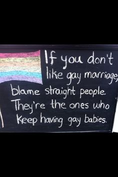 gay marriage quote-that-will-rock-the-boat