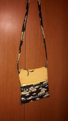 Crossbody double zippered mini bag 02