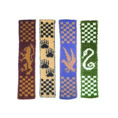 ShireReeve • Next Project: Harry Potter bookmarks