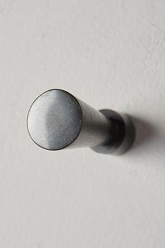 9. Modern Cone Hook, multiple finish options