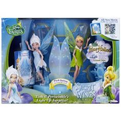 Black Friday 2014 Disney Fairies Tink and Periwinkle?s Light Up Surprise from Disney Cyber Monday. Black Friday specials on the season most-wanted Christmas gifts.