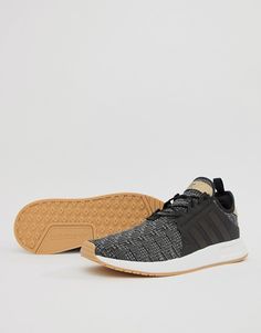 665b5d3722 adidas Originals X PLR Sneakers In Black AH2360