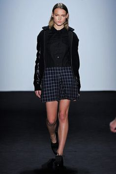 Timo Weiland Fall 2013 Ready-to-Wear Collection Slideshow on Style.com