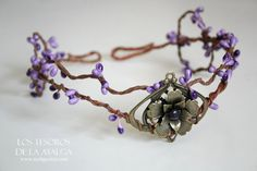 I want to make something like this.  I like this one, maybe make with silver instead of brown.