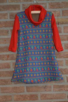 cowl neck jumper dress - Heidi and Finn