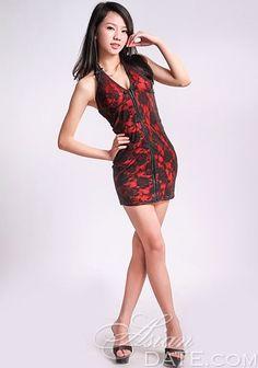 Milhares de lindas imagens: Mulher asiática bonita Mulher Ju (Cici) a partir de Chongqing