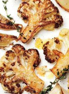 The best (BEST!) cauliflower recipes ever