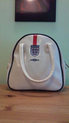 cb9ec462a2e0 Vintage Umbro England Edition Small Unisex SportsBag