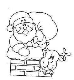 Noel baba resmi nasıl çizilir