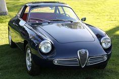Alfa Romeo Giulietta SZ Zagato 1959
