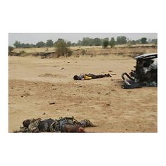 Photos Boko Haram Fighters Killed By The Nigerian Army - http://www.77evenbusiness.com/photos-boko-haram-fighters-killed-by-the-nigerian-army/