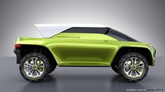 Offroad Concept 2014 on Behance