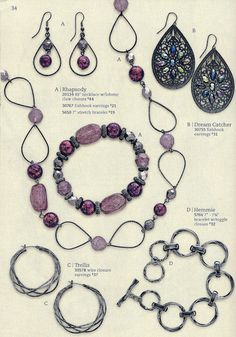Premier Designs, love the Rhapsody necklace/bracelet