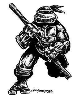 Classic Donatello