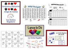 6 French and Spanish Activities with Regular... by World Language Classroom | Teachers Pay Teachers