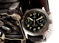 Omega Dynamic Chronograph