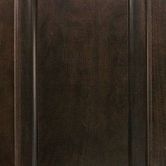 Kitchen /  Master Bathroom / Laundry Room Cabinets | Alder Espresso Shaker