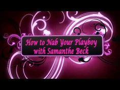 #NabYourPlayboy Tip #9 with Samanthe Beck