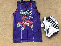Vince Carter  15 Toronto Raptors Throwback Basketball Jersey Stitched Mens e92c92f35