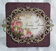 Roses Post Card - Scrapbook.com