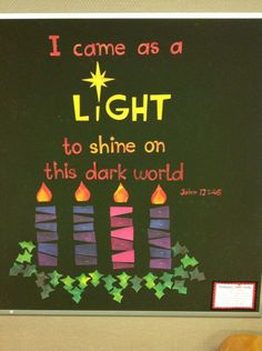 Image result for Advent bulletin boards