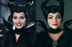 These 'Maleficent' Makeup Tutorials Are the Coolest Things You'll See All Day