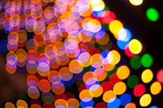 Royalty free photo: Assorted Colors Lights, abstract, art, blur, bokeh, bright, celebration, colorful, dark, decoration Quirky Home Decor, Natural Home Decor, Home Decor Store, Fall Home Decor, Home Decor Bedroom, Cheap Home Decor, Home Decor Items, Vintage Home Decor, Diy Home Decor