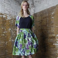 Isolda London Must Haves, Floral, Pretty, Skirts, Fashion, Florals, Moda, La Mode, Flowers