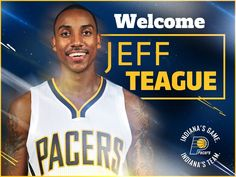 NBA Trade News 2016: Jeff Teague Comes Home; Officially Joins the Indiana Pacers - http://www.hofmag.com/nba-trade-news-2016-jeff-teague-comes-home-officially-joins-indiana-pacers/169343