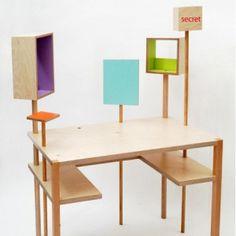 Matali Crasset designs for children