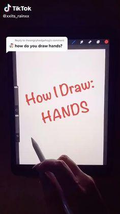 Bende de böyle tablet olsa bende yapcam (fakirlik çok zor) Digital Painting Tutorials, Digital Art Tutorial, Art Tutorials, Hand Drawing Reference, Drawing Tips, Art Drawings Sketches Simple, Pencil Art Drawings, Digital Art Beginner, Body Drawing Tutorial