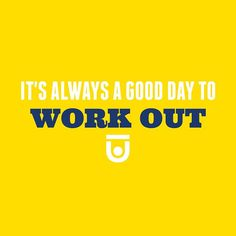 b16e6c21ff03 Have you worked out with us today  💪 Fitness