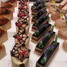 Halloween Pastries @ Jean Philippe Patisserie (Aria)