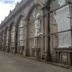 The Temple of Leah in Busay, Cebu City is a love offering of a widower to his wife. It attempts to replicate classical architecture. Cebu City, Classic Architecture, Philippines, Temple, Classical Architecture, Temples, Cebu
