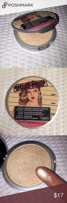 Mary-lou HIGHLIGHTER Best highlighter everrrrr Makeup