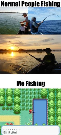 MEME - My Kind Of Fishing - www.funny-pictures-blog.com