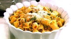 Fresh food fast! Make Giada's 5-ingredient pasta dish