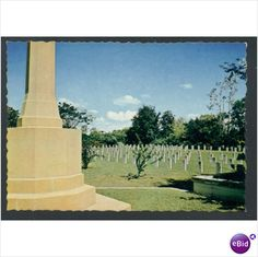 Adelaide River War Cemetery Northern Territory Australia Postcard DA 43 on eBid United Kingdom