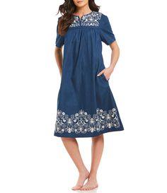 patio dress house dress casual dresses