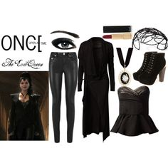 regina mills the evil queen by akastef on polyvore featuring v ave shoe repair