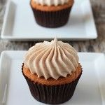 I made this recipe last year and it was so delicious! Pumpkin Cupcakes Recipe from My Baking Addiction