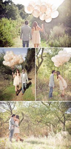 engagement photo idea.