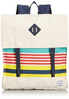 Herschel Supply Co. Adult Survey Backpack, Malibu, One Size
