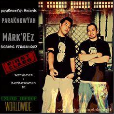 paraKnowYah Records and BiGBANG Produktionz Underground Hiphop, Bigbang, Hip Hop, Artists, Baseball Cards, Hiphop, Artist